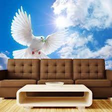 dove flying wall mural majestic wall art dove flying wall mural
