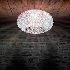 Wohnzimmerlampe Kristall Innenarchitektur Kühles Wohnzimmer Lampe Decke Rund Deckenlampe