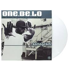 sonogram photo album one be lo s o n o g r a m 2xlp white vinyl
