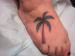 palm tree tattoos page 2
