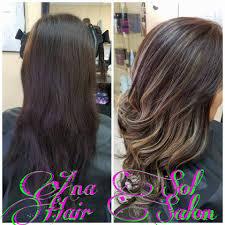 ana sol hair salon home facebook