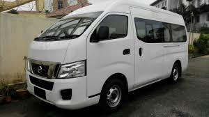 nissan van nv350 nissan nv350 urvan nissan era damai transport solution your