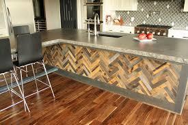 wood kitchen island top concrete kitchen countertops minneapolis mn living stone concrete