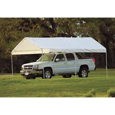 Canopy Storage Shelter by Shelterlogic Maxap Outdoor Canopy Tent U2014 20ft X 10ft 6 Leg