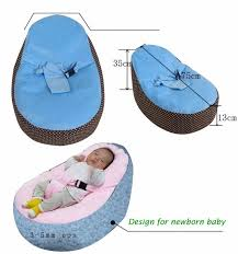 Baby Sofa Chair by Baby Bean Bag Chair Baby Bean Bag Bed With Filling Newborn