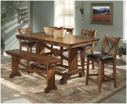 dining room farmhouse dining table bench plans this dining room
