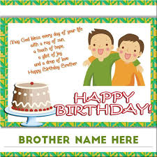 write name on happy birthday wishes cards for