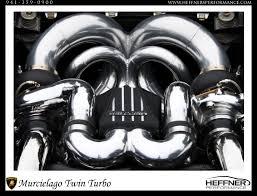 Audi R8 Turbo - audi r8 twin turbo from heffner performance