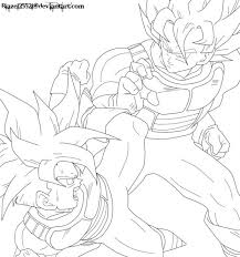 coloring pages coloring pages dragon ball characters