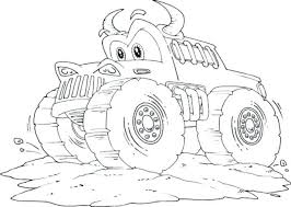 grave digger monster truck coloring pages printable pdf advance