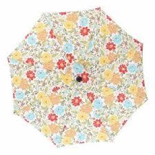 Floral Patio Umbrella Floral Patio Umbrella