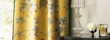 Yellow Brown Curtains Adorable Yellow Brown Curtains Designs With Make A Bold Statement
