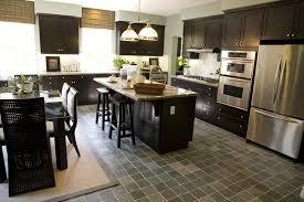 eat in kitchen floor plans geometric tiles kitchen backsplash sloping ceiling design eat in