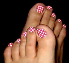 30 toe nail designs art and design