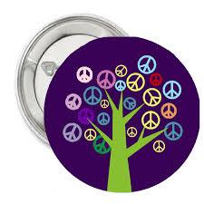 hippie symbols pin badges abcpinbacks com