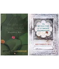 arundhati roy combo pack ministry of utmost happiness u0026 god of