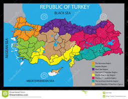 Greece Turkey Map by Greece Map Of The Country Vector Stock Images Image 21966064