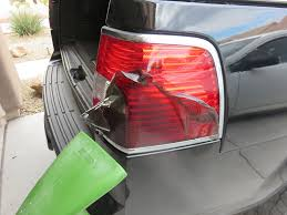 tail light tint installation how to tint tail lights with adhesive vinyl