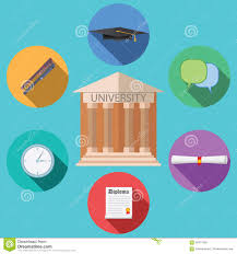 Search Resumes Online by Flat Design Vector Illustration Concept For Online Job Search On