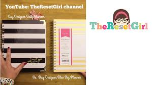 Designer The Day Designer Daily Planner And Day Designer Blue Sky Daily