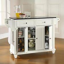 white kitchen island with granite top kitchen island granite ebay