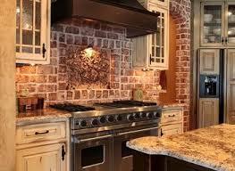 Brick Kitchen Ideas Exposed Brick Kitchen Grousedays Org