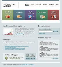 20 advertising agency website templates sixthlifesixthlife