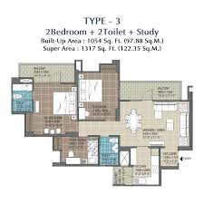 2 bhk flats for sale in noida ready to move residential property