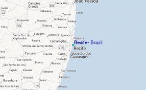 map of rothbury recife brazil tide station location guide