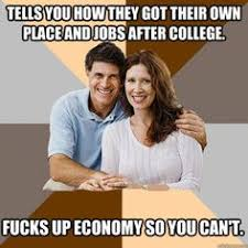 Baby Boomer Meme - scumbag baby boomer meme is the perfect response to people who