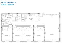 100 college dorm floor plans western view floor plans