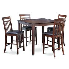Glass Bar Table And Stools Square Pub Table Sets U2013 Thelt Co