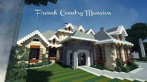 french country mansion french country mansion wok download minecraft project