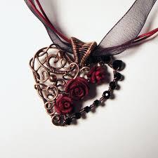 gothic jewelry necklace images Poltergeist gothic jewellery jpg