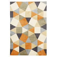 Rugs Modern Network Pixel Modern Rug Reviews Temple Webster
