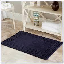 Navy Bath Rug Navy Blue Bath Rug Runner Rugs Home Design Ideas Agjddaeja3