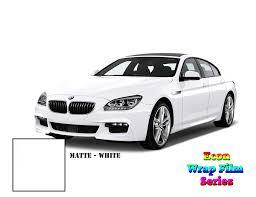 matte white bmw fast u0026 free shipping econ wrap film series matte u2013 hachi auto