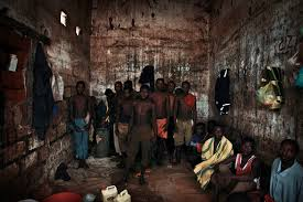 prisons in africa prison photography