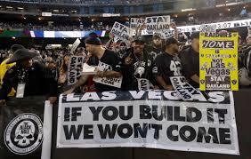 Raiders Flag Football Raiders And Las Vegas Ratchet Up Stakes For Showdown Nfl Vote
