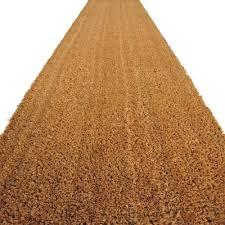 zerbino di cocco lo zerbino in fibra di cocco naturale