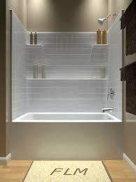 diamond bathtub tub and shower one piece another diamond option with more shelf