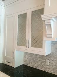 Kitchen Cabinet Inserts Kitchen Glass Kitchen Cabinet Doors Throughout Beautiful Update