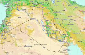 Kurdistan Map Isis Kurds Iraq And Syria Urbanpolicy Net