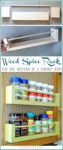 Sliding Spice Rack Spice Racks For Inside Cabinet Doors Cabinets Lowes Organizers