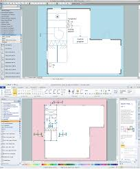 house electrical plan software diagram architecture online room