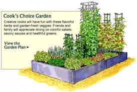 vegetable garden planner layout design plans for small home