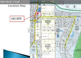 map usj 1 office for rent at usj 1 usj for rm 3 500 by castilia