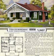 sears catalog homes floor plans design chat bungalow designer brooks ballard time to build