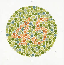 color blindness trivia quiz what number do you see inside the circle
