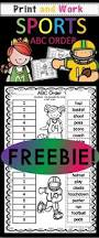 Abc Practice Worksheets For Kindergarten Abc Order Worksheets Do You Kindergarten First Grade Or Second